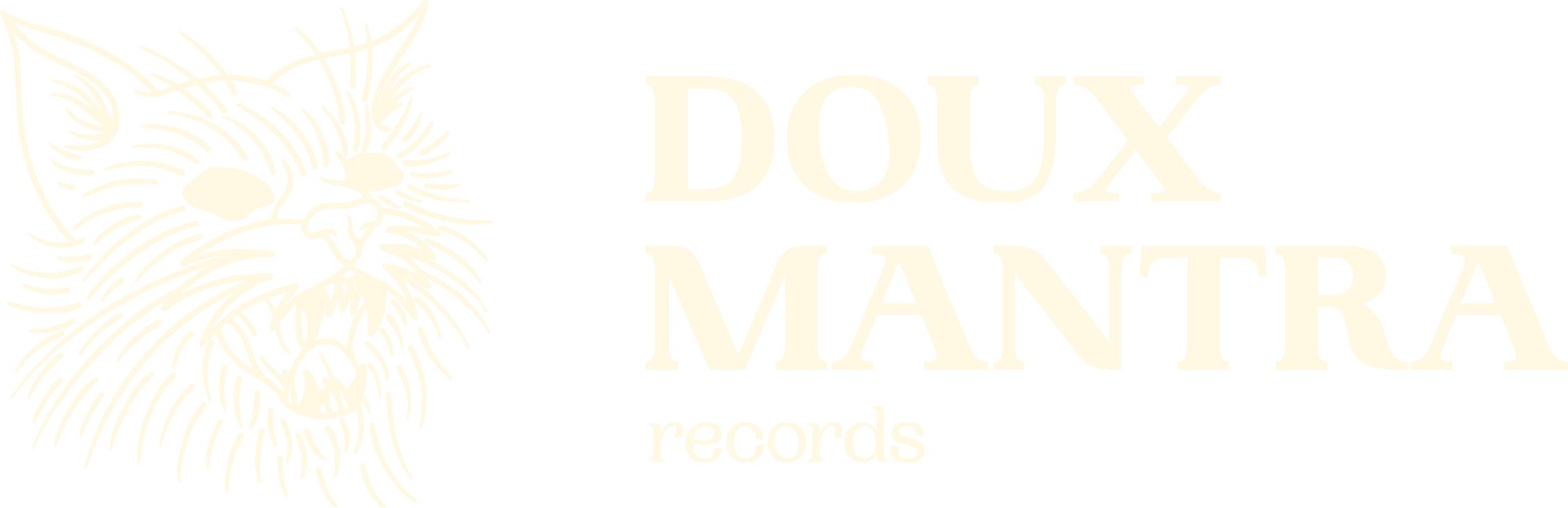 DOUX_MANTRA_logo_jaune